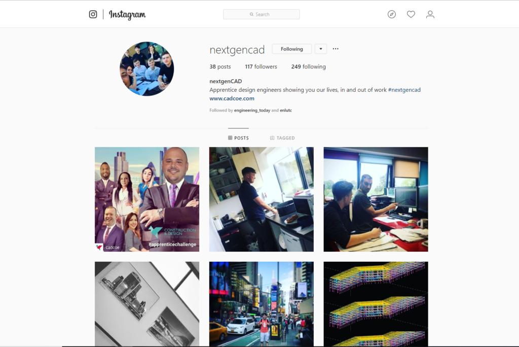 nextgencad instagram
